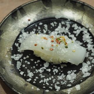 鮨処 多田 - 料理写真: