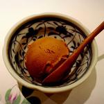 石和川 - コーヒーのアイス(*´艸`*)