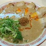 博多拉担麺まるたん -