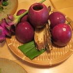 ナイン ストーリーズ - 肉料理:マグレ鴨のロースト ジュとベリーのソース2