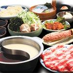 四國うどん - 和豚もちぶた宴会コース  2800円