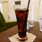 カフェ エストレア - ☆アイスコーヒー(●^o^●)☆