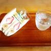 パニーノ - 料理写真:イチゴとバナナのサンド