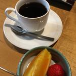 食菜 倍 - 京風松花堂 デザートとコーヒーは別注文