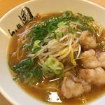 らぁ麺 國 - ホルモンらぁ麺  780円  (2017/6/24)