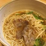 らぁ麺 國 - コウネらぁ麺ミニ   480円  (2017/6/24)