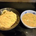 つけ麺 無心 - Wスープつけ麺