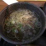 らーめんstyle JUNK STORY - 塩つけ麺 ※つけスープ