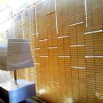 サラ スイート カフェ ルーコラ - 店内(テラス席)