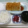 豚きっき - 料理写真:餃子W定食890円