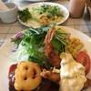 洋食Mogu - 料理写真:オムライスとAランチ(2017.07現在)