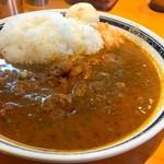 ブラザー - エビカレー 激辛 豆トッピング
