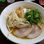 麺屋 元武 - こってりラーメン 700円