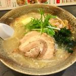麺屋 集 - ◆「2016.01.30」に食べたラーメン…?円