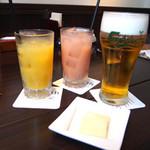 ビストロ ワイン カフェ ハース - カンパイ