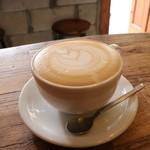 メイホクコーヒー - カプチーノ