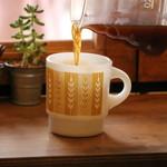 メイホクコーヒー - ディカフェ。カフェインレスコーヒーもあります。