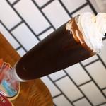 メイホクコーヒー - コーヒーフロート!