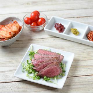 【愛しい瞼!】糸島豚をじっくりと焼き上げた絶品ロース肉○