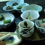出羽屋 - 山菜懐石