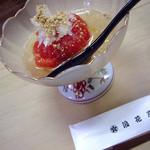 695841 - 名物・トマトの三杯酢サラダ:2008年8月_浪花亭