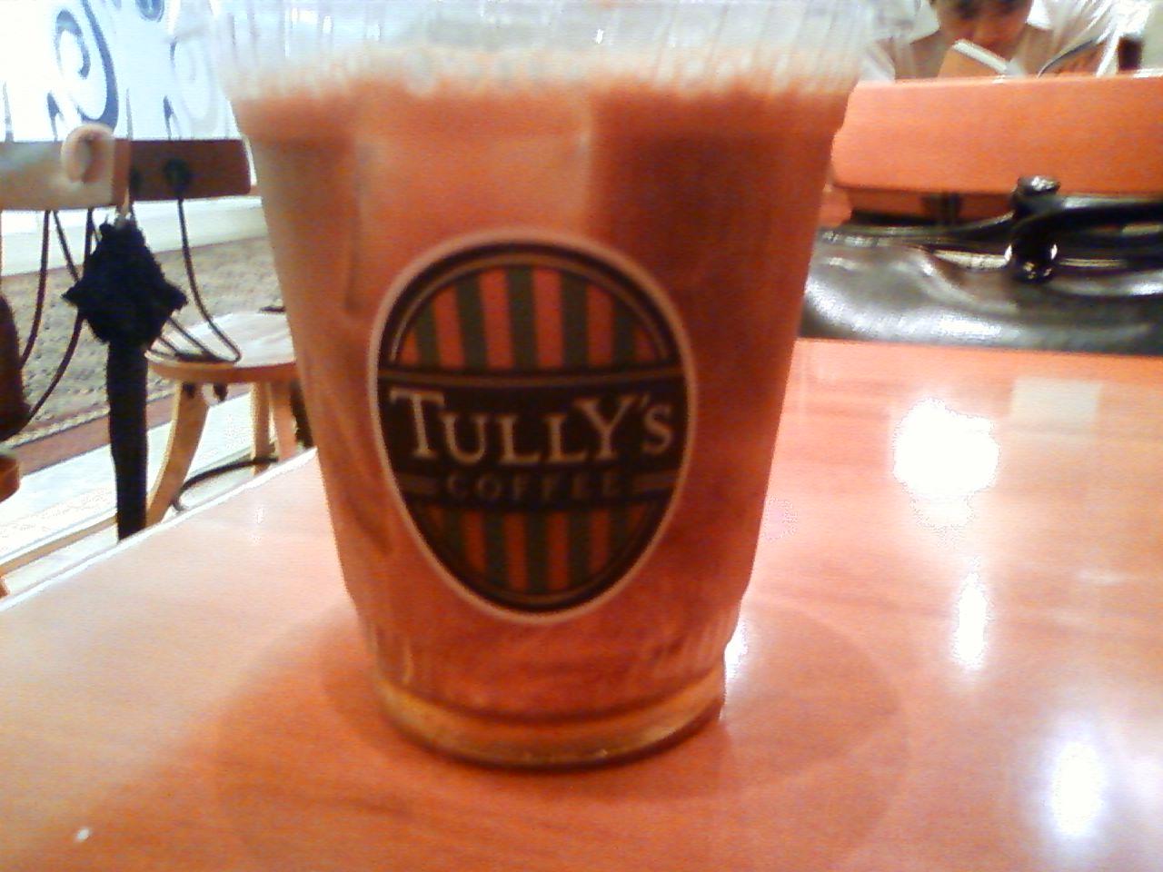 タリーズコーヒー ニューオータニガーデンコート店