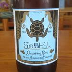 中村屋羊羹店 - ドリンク写真:江の島ビール