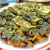 壺味 - 料理写真:スジ肉入りネギ焼き-9