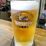 壺味 - 生ビール