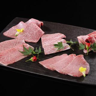 神戸牛など日本が誇る銘柄牛のなかでもA5ランクの最上レベル