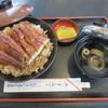 うなふじ支店 - 料理写真:うなぎ丼(上)