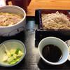 長後庵 - 料理写真:かつ丼セット 1,100円