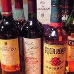 バラード - フルボトルワインは1850円からございます。