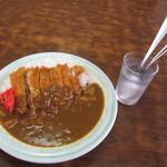 レストラン 倉井 - 「カツカレー  \670」
