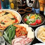 円造 - 料理写真:宴会コース 3500円