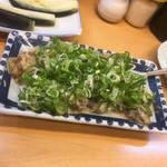 大ざわ - 土手焼き