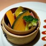 69513958 - 蒸し野菜