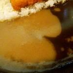 海老元 - 白カレー