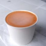昭和堂 - 料理写真:港のアイスクリーム(トマト)