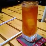 栗の樹ファーム - ドリンク写真:アイスティー300円