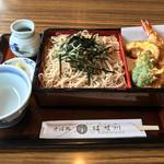 はせ川 - 料理写真:天ざる 1,450円