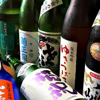 日本一のきき酒師が選んだ地酒と焼酎