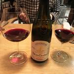 スペッロ - グラスでワインの味が全然違うんです!