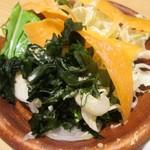 旬菜食健 ひな野 - 野菜サラダ