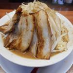 黒木製麺 釈迦力 雄 - 料理写真: