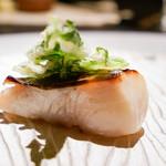 エクアトゥール - 真魚鰹と野菜フリット