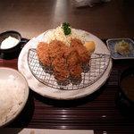 とんかつ まい泉 - カキフライ(三陸産)
