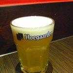 beer & wine厨房 tamaya - Hoegaarden(600円)