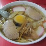 八芳園 - 料理写真:五目そば