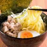 【地鶏白湯ラーメン 最高の〆料理】